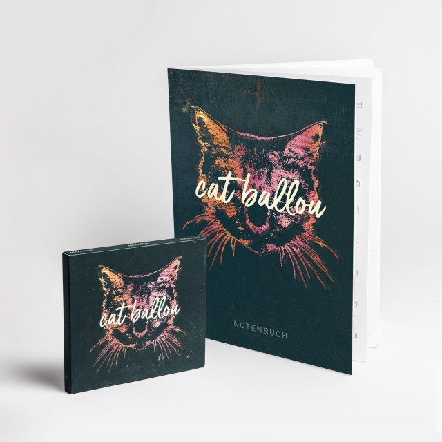 Notenbuch ,,cat ballou + CD ,,cat ballou (Shop Art-No. b0004) | Cat Ballou