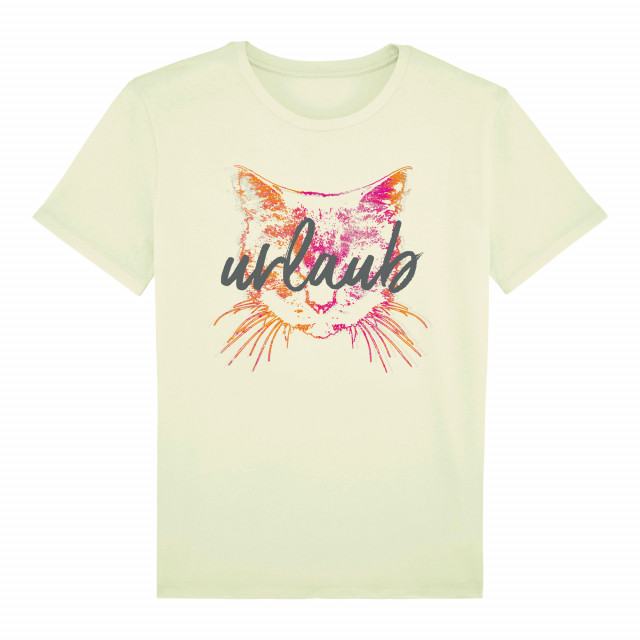 Shirt-Urlaub Kinder (Shop Art-No. cbS00007) | Cat Ballou