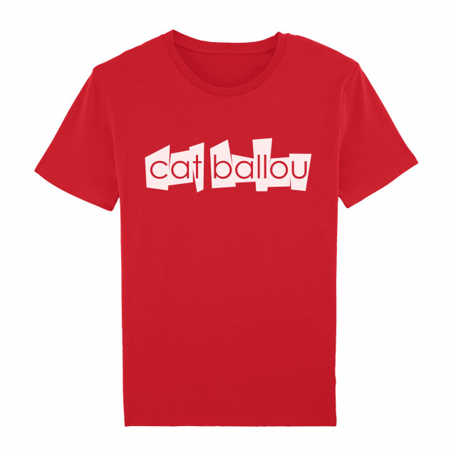 Fan Shirt Men Rot (Shop Art-No. cbS00017) | Cat Ballou