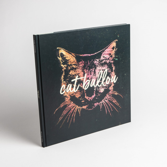 Earbook (Shop Art-No. cd0002) | Cat Ballou