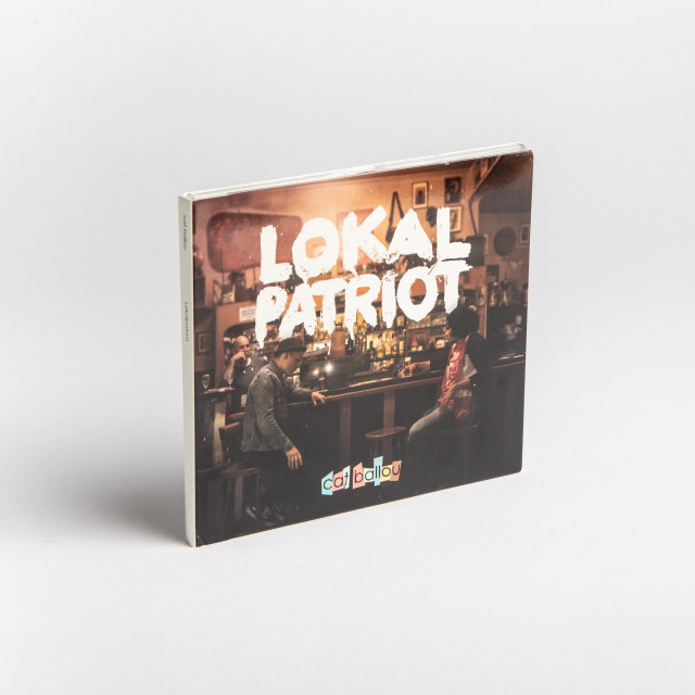 Lokalpatriot (Shop Art-No. cd0004) | Cat Ballou