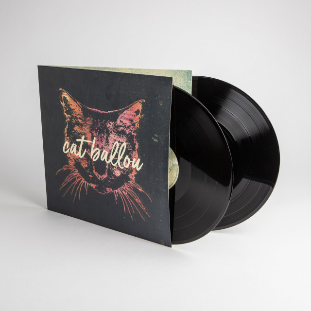Vinyl (Shop Art-No. v0001) | Cat Ballou